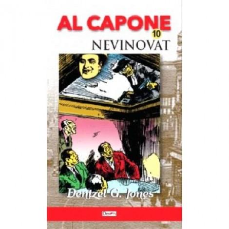 Al Capone 10 - Nevinovat - Dentzel G. Jones
