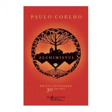 Alchimistul - Paulo Coelho. Editie aniversara