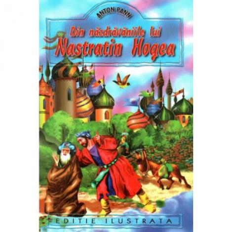 Aventurile lui Nastratin Hogea - Anton Pann