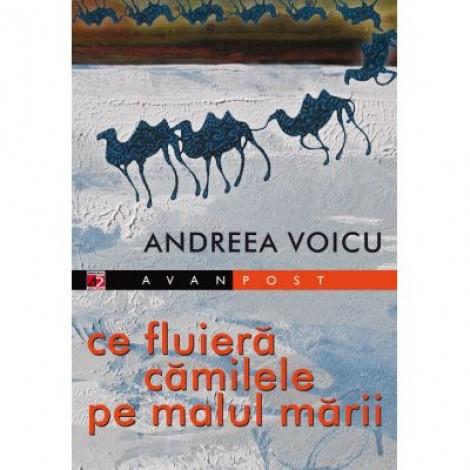 Ce fluiera camilele pe malul marii - Andreea Voicu