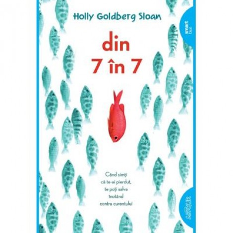 Din 7 in 7. Paperback - Holly Goldberg Sloan
