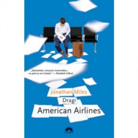 Dragi American Airlines - Jonathan Miles