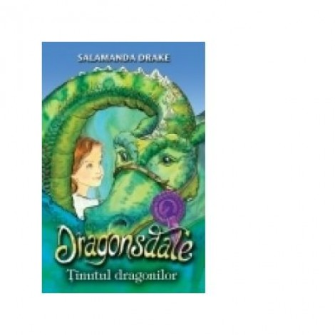 Dragonsdale. Tinutul dragonilor - Salamanda Drake