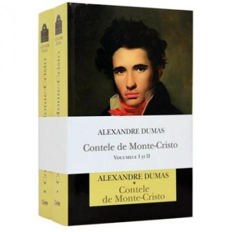 Contele de Monte Cristo, 2 volume- Alexandre Dumas