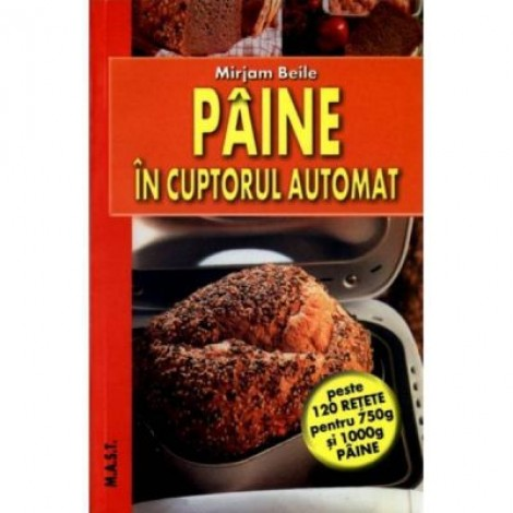 Paine in cuptorul automat - Mirjam Beile