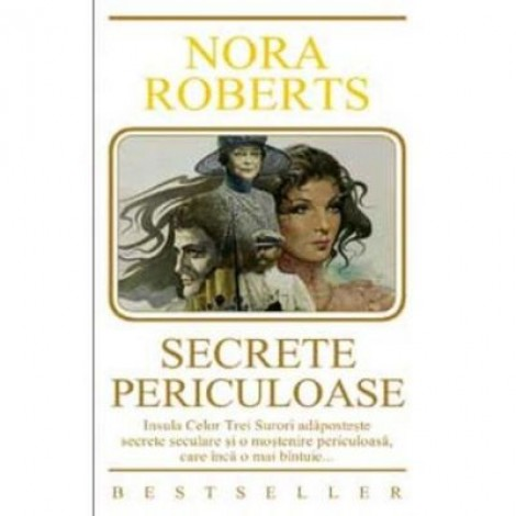 Secrete periculoase - Nora Roberts