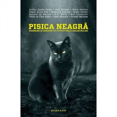 Pisica neagra. Antologie coordonata de Dana Ionescu