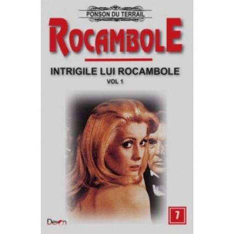 Rocambole 7-Intrigile lui Rocambole 1- O fiica a Spaniei 1/2 - Ponson du Terrail
