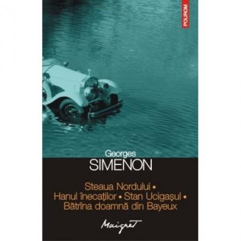 Steaua Nordului - Georges Simenon