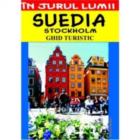 Suedia - ghid turistic - Silvia Colfescu