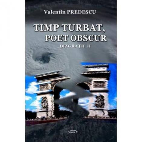Timp turbat, poet obscur. Dizgratii 2 - Valentin Predescu