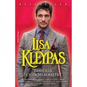 Diavolul cu Ochi Albastri - Lisa Kleypas