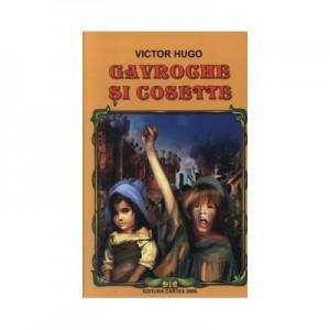"""Gavroche si Cosette (Fragment din romanul """"Mizerabilii"""") - Victor Hugo"""