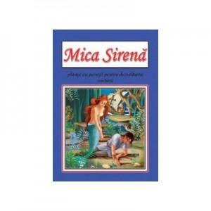 Mica sirena (8 planse)
