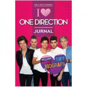100% Necenzurat. I Love One Direction. Jurnal