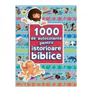 1000 de autocolante pentru istorioare biblice - Sherry Brown, Sandrine L'amour