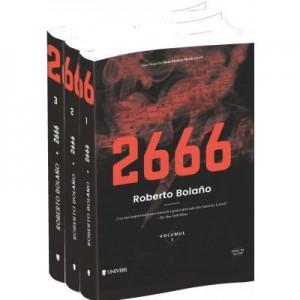 2666 (Volumele I+II+III) - Roberto Bolano