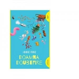 Doamna Doubtfire. Paperback - Anne Fine