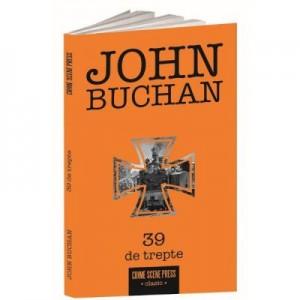 39 de trepte - John Buchan