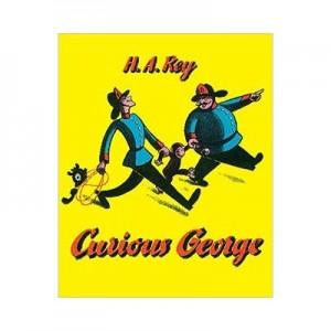 George cel curios. Paperback - H. A. Rey