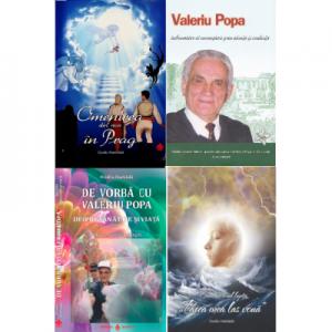 Colectia Ovidiu Harbada. Vindecarea prin iubirea si respectul de sine si de viata - Set 4 Volume