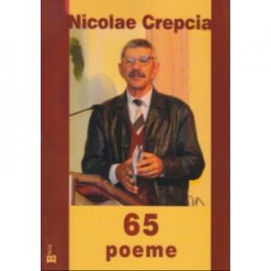 65 de poeme - Nicolae Crepcia
