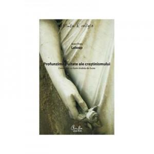 Profunzimile uitate ale crestinismului. Convorbiri cu Karin Andréa de Guise - Jean Yves Leloup