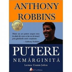 Putere Nemarginita, Audiobook - Anthony Robbins