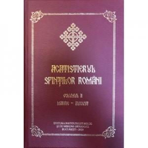 Acatistierul Sfintilor Romani II. Martie-August