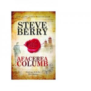 Afacerea Columb. Editie de buzunar - Steve Berry