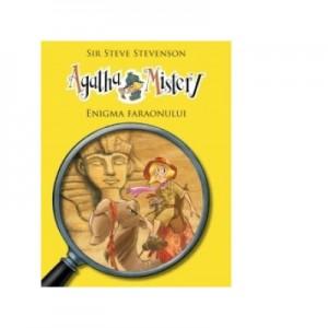 Agatha Mistery vol. 1. Enigma Faraonului - Sir Steve Stevenson