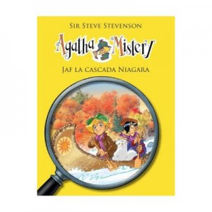 Agatha Mistery vol. 4. Jaf la cascada Niagara - Sir Steve Stevenson