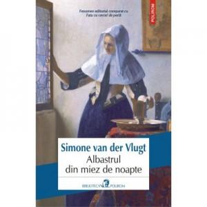 Albastrul din miez de noapte - Simone van der Vlugt