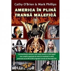 America in plina transa malefica - Cathy O'Brien