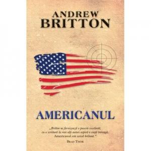 Americanul - Andrew Britton