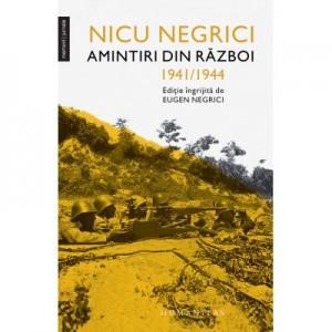 Amintiri din razboi - Nicu Negrici