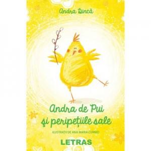 Andra de Pui si peripetiile sale (eBook PDF) - Andra Dinca