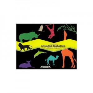 Animale salbatice. Mic ghid ilustrat - Laura Radulescu