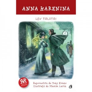 Anna Karenina - Tony Evans, Lev Tolstoi