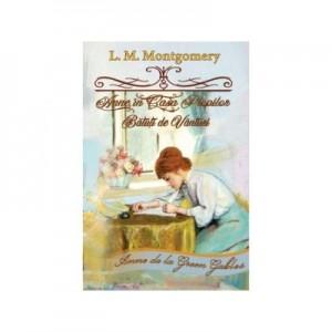 Anne, in Casa Plopilor Batuti de Vanturi - Lucy Maud Montgomery