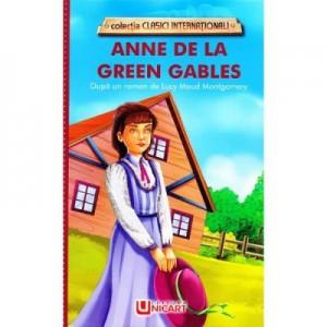 Anne de la Green Gables - Lucy Maud Montgomery