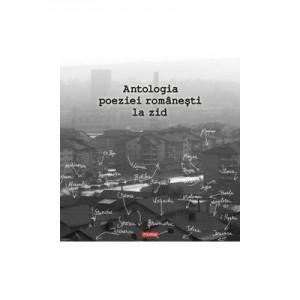 Antologia poeziei romanesti la zid + CD (Ioan Salomie)