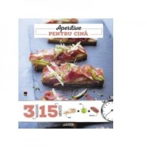 Aperitive pentru cina. 3 ingrediente, 15 minute - Larousse