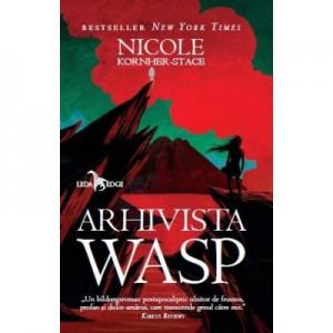 Arhivista WASP - Nicole Kornher-Stace