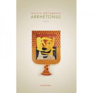 Arrhetonul (paperback)- Lavinia Barlogeanu