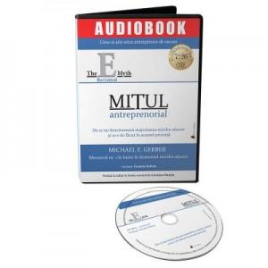 Audiobook. Mitul antreprenorial - Michael E. Gerber