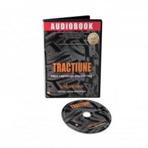 Audiobook. Tractiune. Preia controlul afacerii tale - Gino Wickman