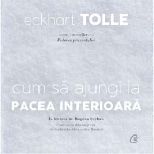 Audiobook. Cum sa ajungi la pacea interioara - Eckhart Tolle