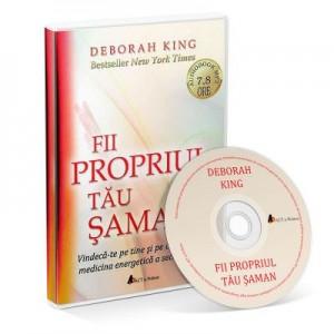 Audiobook. Fii propriul tau Saman - Deborah King