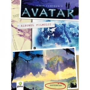 Avatar. Albumul filmului - James Cameron's